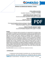 75 Testosterona Na Densidade Mineral Óssea. Pág. 745 751