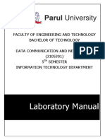 Dcn Lab Manual