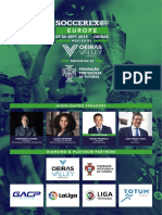 Soccerex Europe 2019 Conference Brochure
