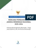 Narasi RPJMN IV 2020-2024_Revisi 18 Juli 2019