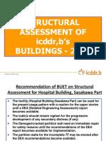 Presentation of Structural Assessment 17 June 2015