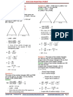 Triangles Exercise 4c