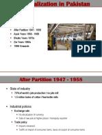 L4 - Industrialization in Pakistan