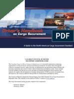Cargo Driver Handbook