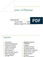 Presentation - Fan Industry of Pakistan - A Critical Analysis