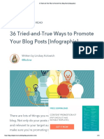 36 Tried-and-True Ways to Promote Your Blog Posts [Infographic].pdf