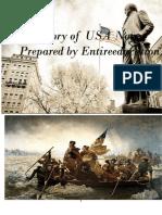 CSS History of USA