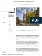 Richards Medical Research Laboratory Renovations _ Atkin Olshin Schade Architects _ Archinect