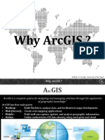 Why Arcgis