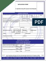 01 NIST Bangalore Application Form