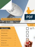 Telecommunications June 2019