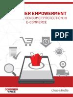 E-commerce consumer issues