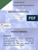 Brainstorming 1