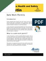 Work Permit Model