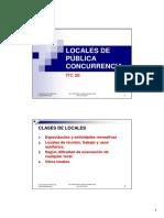 Powerpoint Presentacion Locales de Pública Concurrencia
