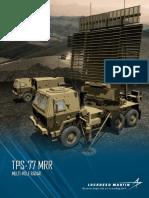 Tps-77 Mrr Spec Sheet