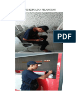 Foto Survei Kepuasan Pelanggan