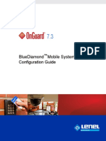BluDiamond Mobile Reader Configuration Guide