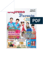 Supreme Parents _ 7th Newsletter August 2019
