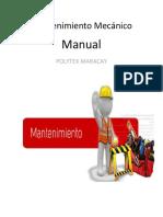 Mantenimiento Mecánico