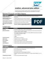 Sap Jam Collaboration Advanced Plus Edition English v12 2018[1341]
