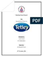 Sample PRAPOSAL OF TETLEY TEA.pdf