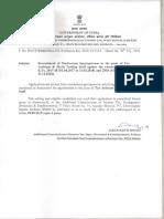 Recruitment Tax Assistant Mts Kolkata 29-7-19