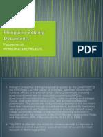Philippine Bidding Documents