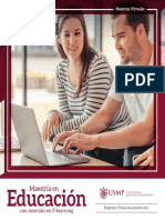 Brochure Educacion Elearning