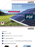 Axitec PV Modules