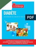 Diabète - Brochure