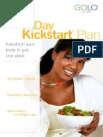 7 Day Kickstart Plan