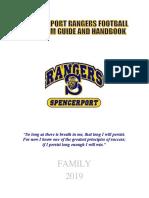 program handbook