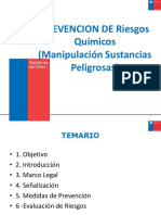 PPT RIESGOS QUIMICOS
