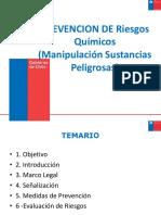 PPT RIESGOS QUIMICOS