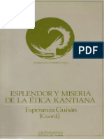 Ética en Kant