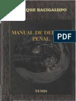 Bacigalupo, Enrique Manual de Derecho Penal.pdf