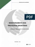 Monitoramento Processos Magistrais