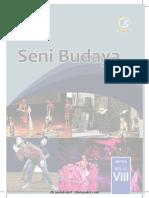 Buku Siswa Seni Budaya Kelas 8 Kurikulum 2013 Revisi 2017