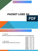 Packet Loss 3G