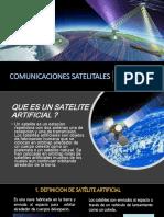 Comunicaciones Satelitales Expo