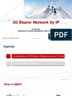 5G Bearer Network by IP