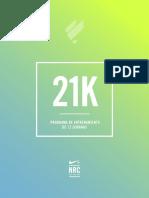 Nike Mujer 12 Semanas NRC 21K