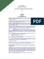 Ley Paraguaya de Arbitraje y Mediación