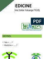 Telemedicine Ver 2.5.4