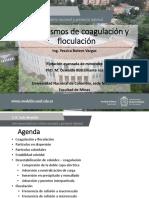 Mecanismos de Coagulacion y Floculacion. (1)
