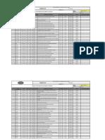 FT-SST-025 Formato Listado Maestro de Documentos y Registros
