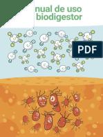 Manual de Uso Del Biodigestor