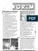 Correio Amorim - Novembro/ 2010