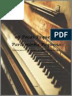 Caderno Para o Estudo de Piano